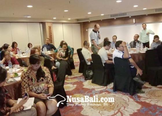 Nusabali.com - bpjs-ketenagakerjaan-dan-apindo-bali-gelar-pertemuan