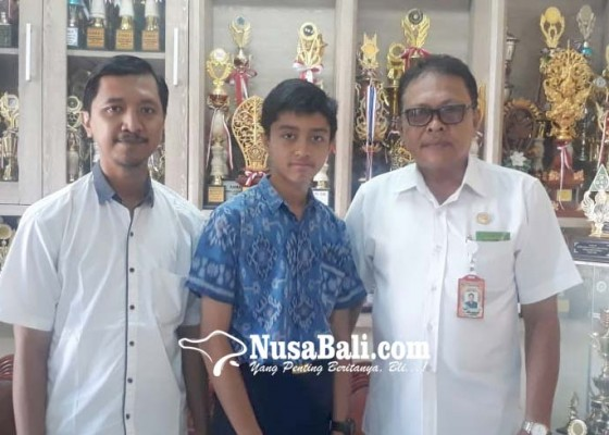 Nusabali.com - putu-agus-restu-astika-ciptakan-aplikasi-solusi-ketahanan-pangan