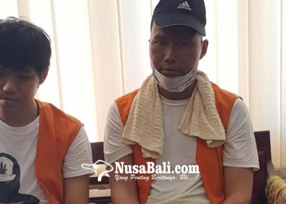 Nusabali.com - dua-gembong-narkoba-diekstradisi-ke-korsel