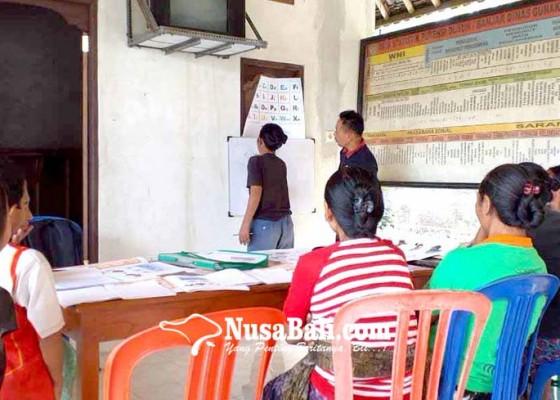Nusabali.com - ujian-keaksaraan-diikuti-1409-warga-belajar