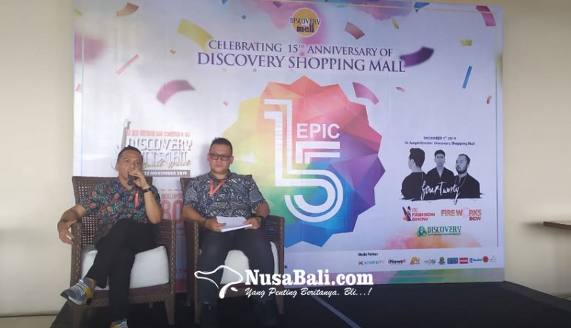 www.nusabali.com-hut-ke-15-discovery-shopping-mall-banjir-diskon
