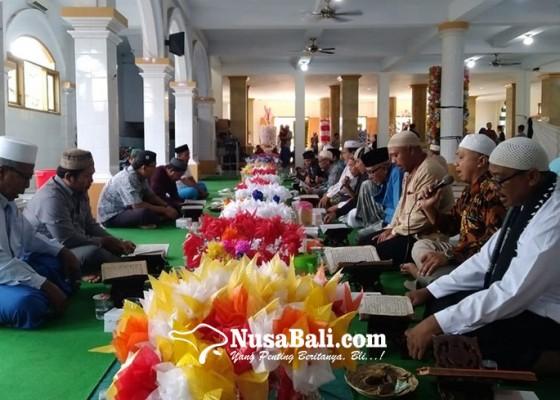 Nusabali.com - kampung-kepaon-denpasar-rayakan-maulid-nabi