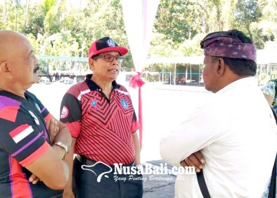 Nusabali.com - koni-badung-tinjau-venue-porprov-2021