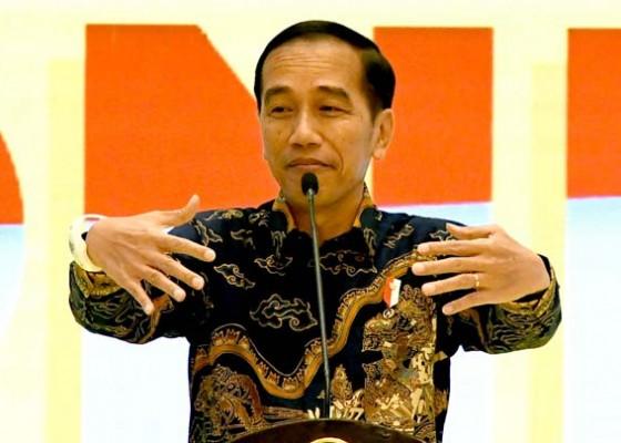 Nusabali.com - istana-tegaskan-jokowi-netral-soal-caketum-golkar