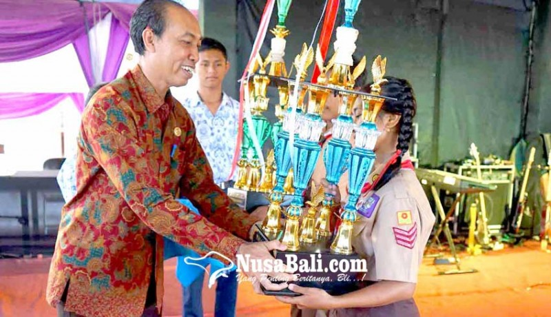 www.nusabali.com-smpn-2-manggis-dan-smpn-2-kubu-juara-pramuka
