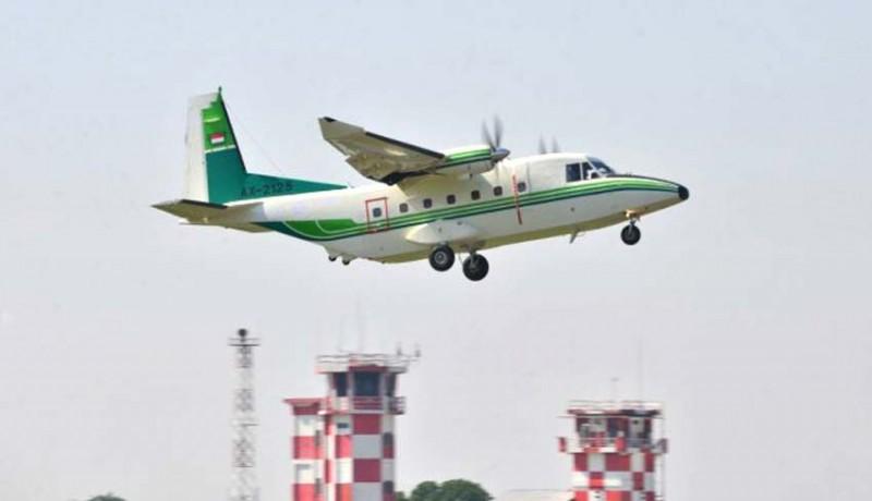 www.nusabali.com-ptdi-ekspor-pesawat-nc212i-ke-thailand