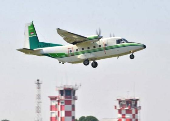 Nusabali.com - ptdi-ekspor-pesawat-nc212i-ke-thailand