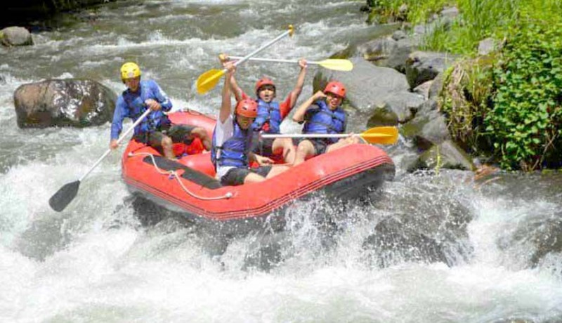 www.nusabali.com-pengusaha-rafting-tolak-titipan-retribusi