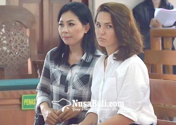 Nusabali.com - pakai-kokain-wanita-asal-rusia-divonis-ringan