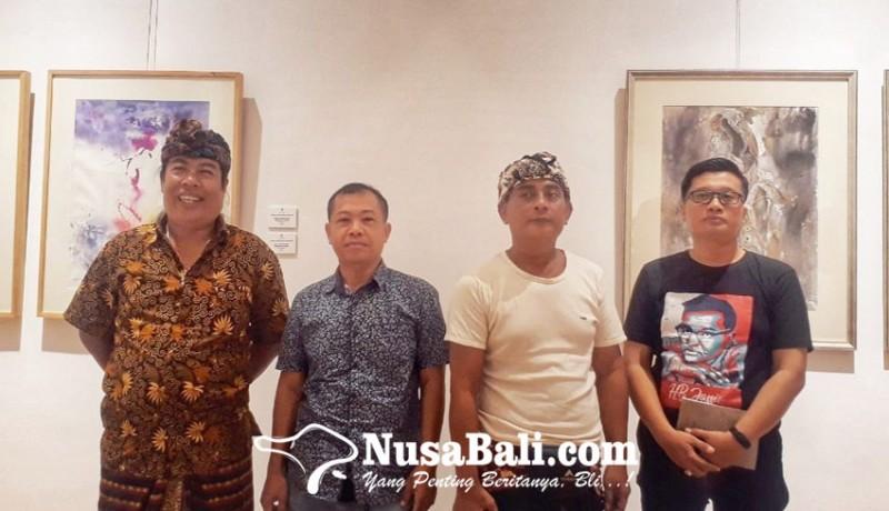 www.nusabali.com-dua-sahabat-gelar-pameran-bersama-di-griya-santrian