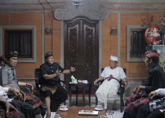 Nusabali.com - soal-tpa-bupati-giri-prasta-temui-walikota-denpasar