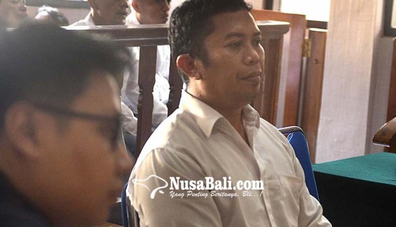 www.nusabali.com-duel-berdarah-oknum-polisi-divonis-10-bulan