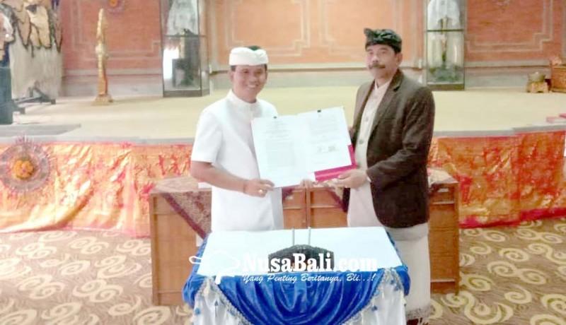 www.nusabali.com-tingkatkan-pelayanan-bank-bpd-bali-teken-mou-dengan-ihdn-denpasar