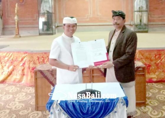 Nusabali.com - tingkatkan-pelayanan-bank-bpd-bali-teken-mou-dengan-ihdn-denpasar