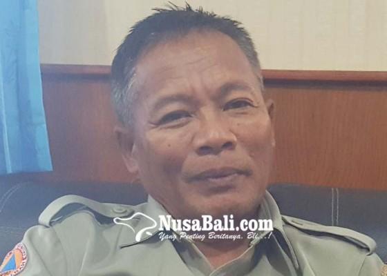 Nusabali.com - bpbd-buleleng-lirik-pasar-darurat-jadi-kantor-baru