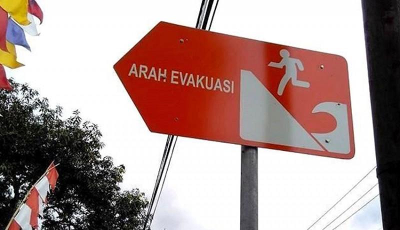 www.nusabali.com-bpbd-kota-denpasar-petakan-daerah-rawan-tsunami