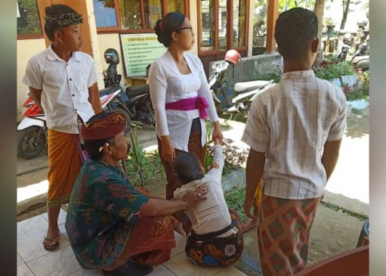 Nusabali.com - siswa-smpn-4-di-timuhun-masih-kerauhan