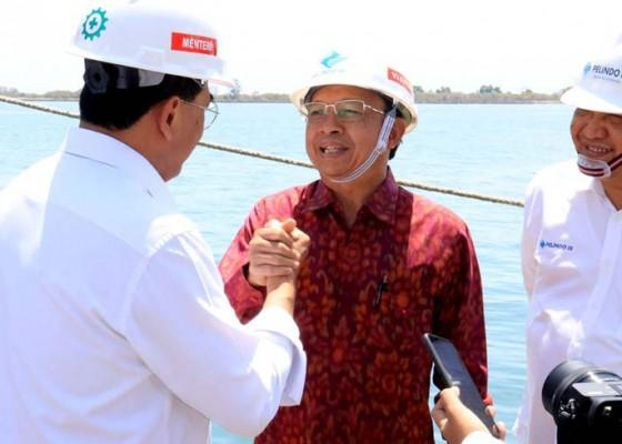 Nusabali.com - menhub-apresiasi-rencana-pengembangan-pelabuhan-benoa-hasil-arahan-gubernur-bali
