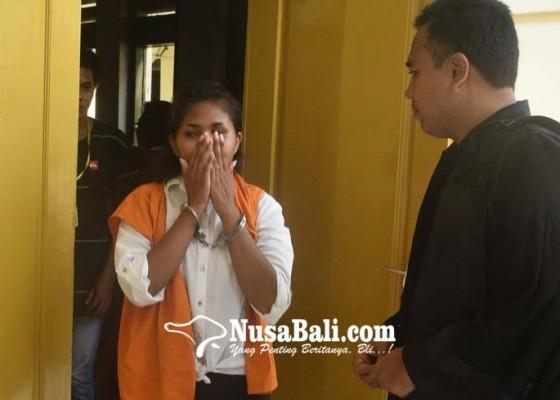 Nusabali.com - bunuh-bayinya-sendiri-mahasiswi-dituntut-7-tahun