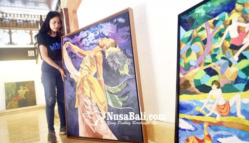 www.nusabali.com-kewajiban-perempuan-lewat-seni-lukis