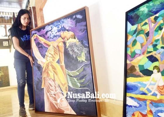 Nusabali.com - kewajiban-perempuan-lewat-seni-lukis