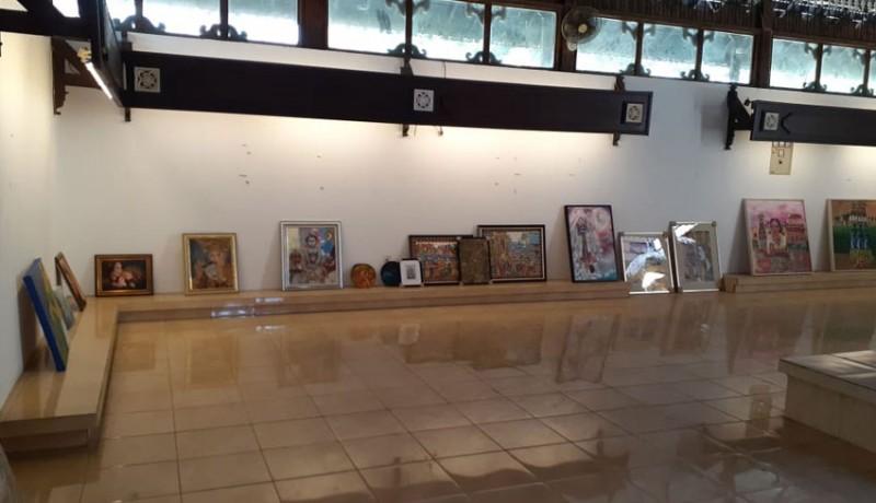 www.nusabali.com-perupa-perempuan-pemanasan-jelang-pameran-ppb-2019