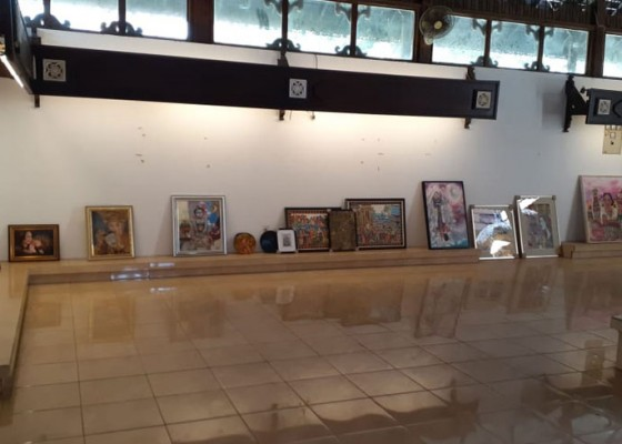 Nusabali.com - perupa-perempuan-pemanasan-jelang-pameran-ppb-2019