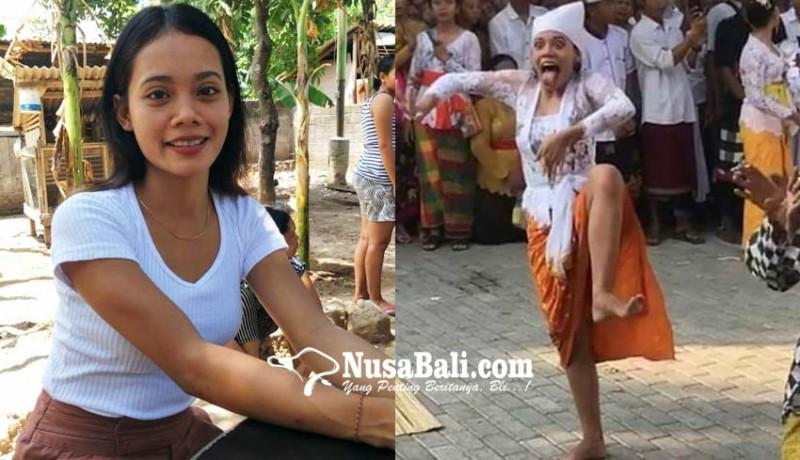 www.nusabali.com-kerauhan-ida-betari-durga-saat-pujawali-di-pura-dalem-purwa-pengelatan