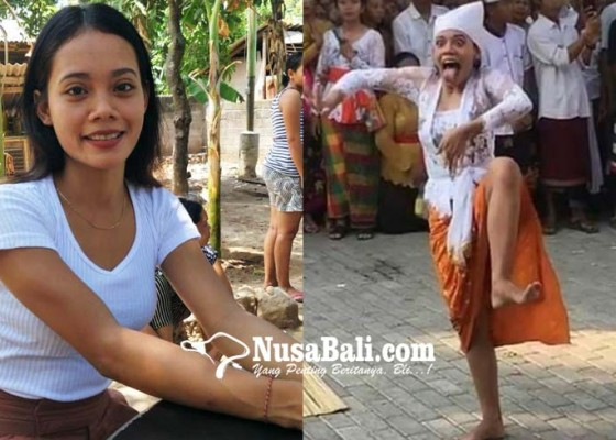 Nusabali.com - kerauhan-ida-betari-durga-saat-pujawali-di-pura-dalem-purwa-pengelatan