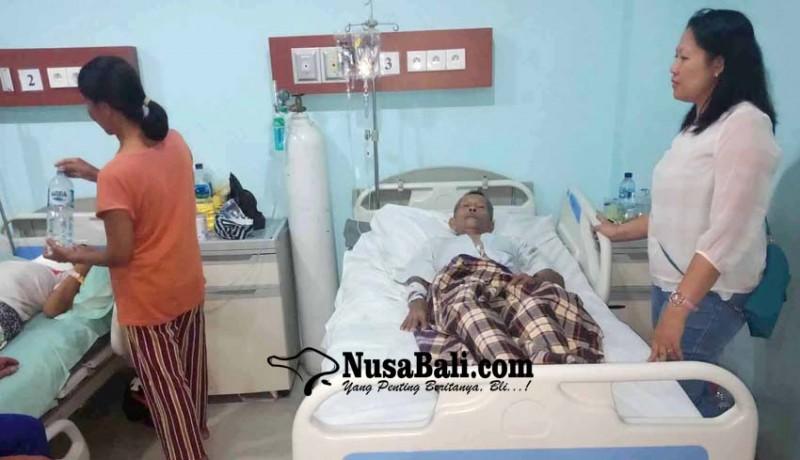 www.nusabali.com-sekar-tunjung-tanpa-sekat-pasien-mengeluh