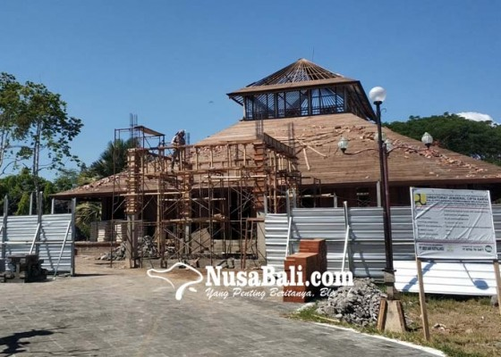 Nusabali.com - launching-kebun-raya-jagatnatha-diundur