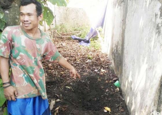 Nusabali.com - jasad-remaja-terkubur-di-pekarangan-rumah