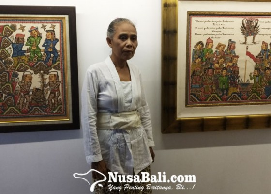 Nusabali.com - mangku-muriati-putri-maestro-mangku-mura-yang-tampil-di-ppb