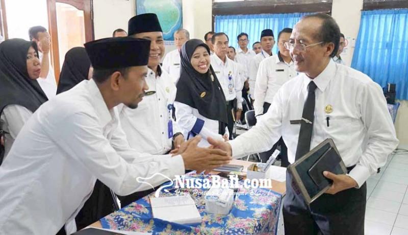 www.nusabali.com-anggaran-rehab-kantor-kemenag-karangasem-rp-7-m