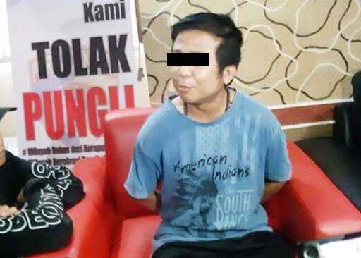 Nusabali.com - pelempar-sperma-mengaku-hanya-bercanda
