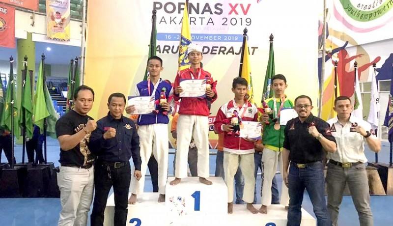 www.nusabali.com-bali-juara-umum-popnas-tarung-derajat-2019