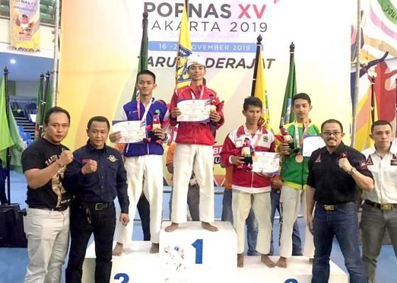 Nusabali.com - bali-juara-umum-popnas-tarung-derajat-2019
