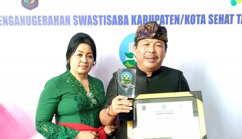 www.nusabali.com-jembrana-raih-penghargaan-kabupaten-sehat