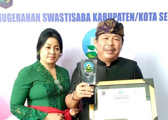 Nusabali.com - jembrana-raih-penghargaan-kabupaten-sehat