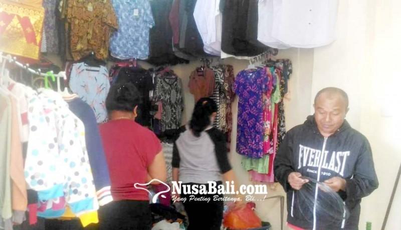 www.nusabali.com-pedagang-pasar-loka-crana-enggan-bayar-retribusi