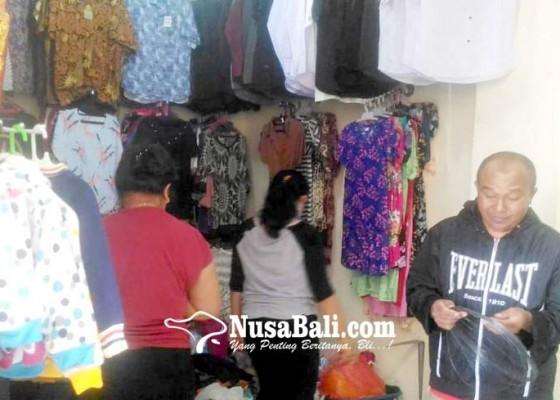 Nusabali.com - pedagang-pasar-loka-crana-enggan-bayar-retribusi