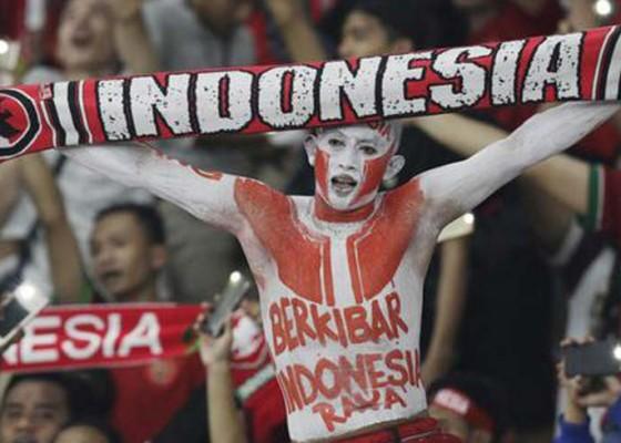 Nusabali.com - aliansi-suporter-indonesia-gelar-aksi-di-bukit-jalil