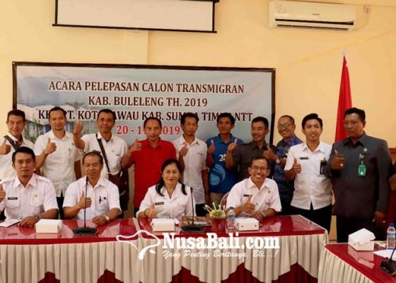 Nusabali.com - 55-kk-buleleng-transmigrasi-ke-sumba-timur