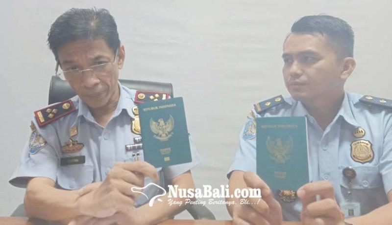 www.nusabali.com-imigrasi-kelas-i-khusus-ngurah-rai-luncurkan-paspor-elektronik