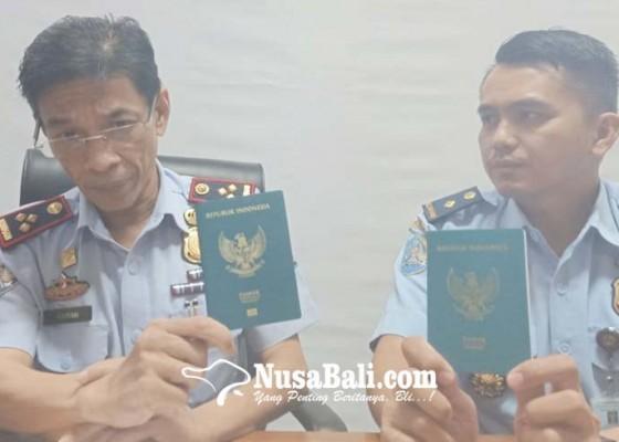 Nusabali.com - imigrasi-kelas-i-khusus-ngurah-rai-luncurkan-paspor-elektronik