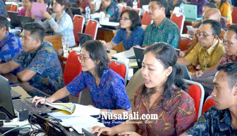 www.nusabali.com-disdikpora-gelar-workshop-rkas-online