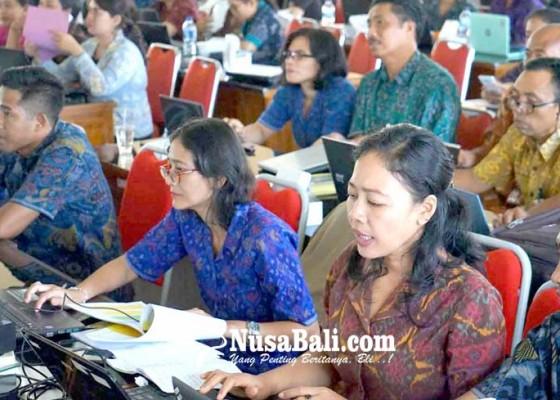 Nusabali.com - disdikpora-gelar-workshop-rkas-online