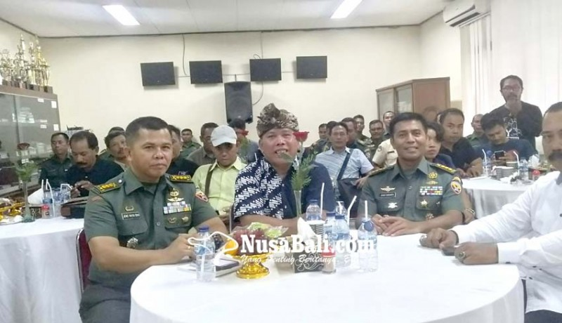 www.nusabali.com-kapendam-ixudayana-simakrama-dengan-wartawan