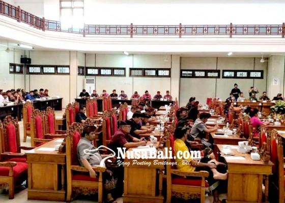 Nusabali.com - fraksi-nasdem-dan-hanura-kompak-tidak-hadir