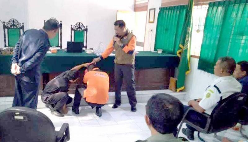 www.nusabali.com-staf-pengadilan-agama-dilatih-mitigasi-bencana